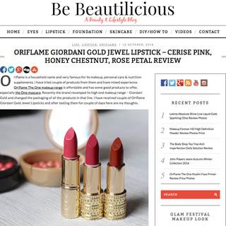 Be Beautilicious - New Delhi