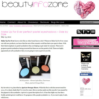 Beauty Info Zone - Michigan
