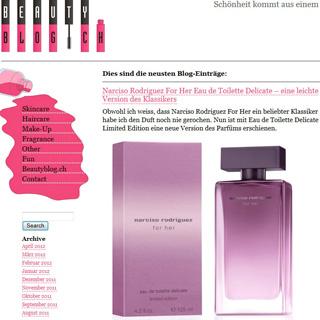 Beautyblog.ch - Bern