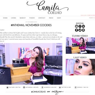 Camila Coelho - Boston
