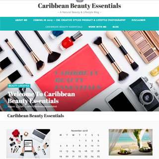 Caribbean Beauty Essentials - Tobago
