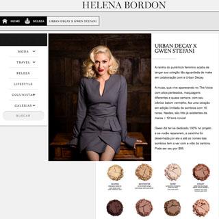Helena Bordon - Sao Paulo