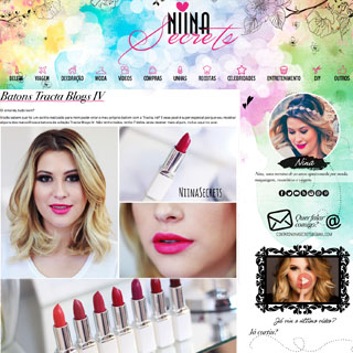 Niina Secrets - Sao Paulo